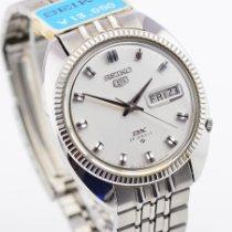 Seiko 5 Steel 36mm Silver No numerals United States of America, California, San Diego