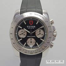 Tudor Sport Chronograph Steel 41mm Black