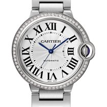 Cartier Ballon Bleu 36mm new 2019 Automatic Watch with original box and original papers W4BB0017