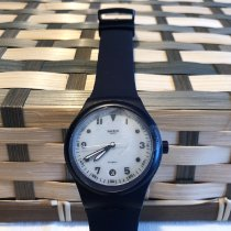Swatch Tworzywo sztuczne 40mm Automatyczny Swatch Sistem51 Blue Edition for Hodinkee nowość Polska, Kolobrzeg