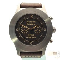 Panerai Steel 52mm Manual winding PAM00716 / PAM716 new