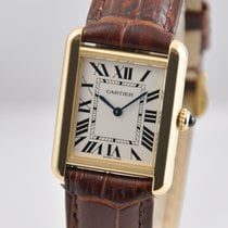 Cartier Tank Solo W5200002 pre-owned