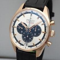 Zenith El Primero Chronograph 18.2040.4052/21C.496 2010 new