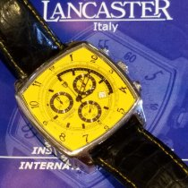Lancaster Steel 40mm Quartz pre-owned United States of America, New York, STATEN ISLAND
