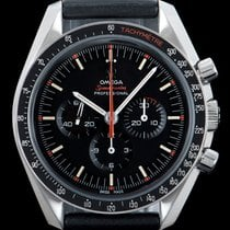 Omega Speedmaster Professional Moonwatch Acél 42mm Fekete