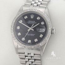 Rolex Datejust 16014 1982 подержанные