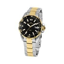 Jacques Lemans Gold/Steel 42mm Automatic 1-2014D new United States of America, Florida, Sarasota