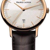 Maurice Lacroix Les Classiques Tradition Gents Gold LC6007-PG1...