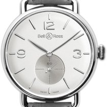 Bell & Ross BRWW1-ME-AG-OP/SCR Acero Vintage 41mm nuevo