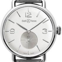 Bell & Ross Vintage BRWW1-ME-AG-OP/SCR new