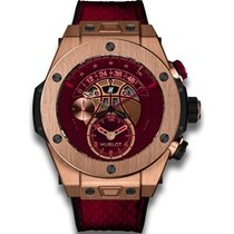 Hublot Big Bang Unico 413.OX.4738.PR.KOB15 New Rose gold 45mm Automatic
