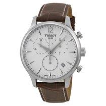 Tissot Men T063.617.16.037.00 T-Classic Tradition Chronograph...