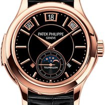 Patek Philippe Minute Repeater Perpetual Calendar Rose gold Black United States of America, New York, Brooklyn