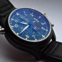 IWC Pilot's Watch Double Chronograph Top Gun