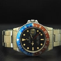 Rolex GMT-Master 1675 top patina