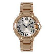 Cartier Ballon Bleu 28mm 18K Rose Gold Watch