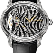 Audemars Piguet Millenary Ladies White gold 39.5mm Mother of pearl United States of America, New York, Airmont