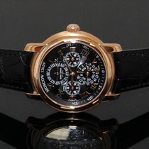 Audemars Piguet Jules Audemars Rose gold 43mmmm Black