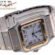 Cartier Santos GM Uhr Herrenuhr Damenuhr Unisex Watch Montre