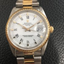 Rolex Oyster Perpetual Date bicolor