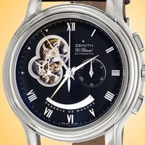 Zenith Chronograph 45mm Automatic pre-owned Black