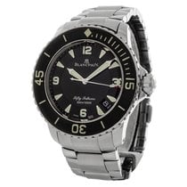 Blancpain Fifty Fathoms (Submodel) pre-owned Steel