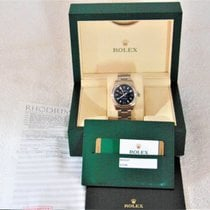 Rolex 34mm Automatic 2014 new Oyster Perpetual 34 Blue