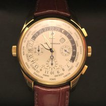 Girard Perregaux Yellow gold Automatic 49805-52-151-BACA pre-owned