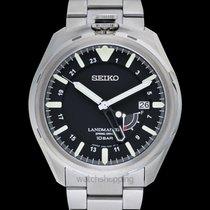 Seiko Prospex Titanium 46.70mm Black United States of America, California, San Mateo