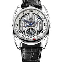 De Bethune 43mm Automatic pre-owned DB28 Silver