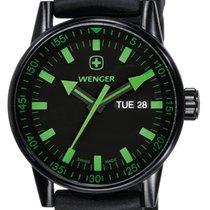 Wenger Commando day date black line Ref. 70172