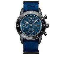 Breitling Superocean Héritage II Chronographe neu 2020 Automatik Chronograph Uhr mit Original-Box und Original-Papieren M133132A1C1W1