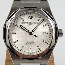 Girard Perregaux Steel 41mm Automatic 81000-11-131-11A new