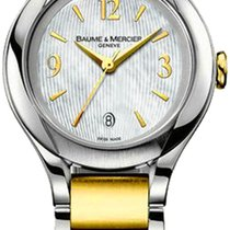 Baume & Mercier Ilea new Quartz Watch with original box MOA8773