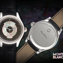 Montblanc Villeret nuevo 48mm Platino