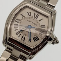 Cartier Roadster usados 37mm Acero