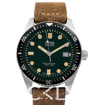 Oris Divers Sixty Five 42.00mm Green