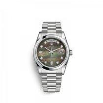 Rolex Day-Date 36 Platina 36mm