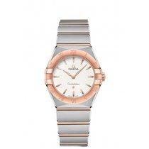 Omega Constellation new 2020 Quartz Watch with original box and original papers 131.20.28.60.02.001