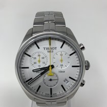 Tissot Steel 41mm White No numerals