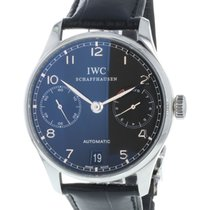 IWC Portuguese Automatic Steel 42mm