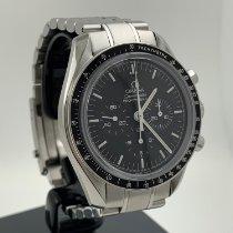Omega 35735000 Stahl 2014 Speedmaster Professional Moonwatch 42mm gebraucht Deutschland, Berlin