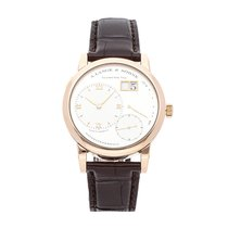 A. Lange & Söhne Rose gold 40.9mm Manual winding 117.032 pre-owned United States of America, Pennsylvania, Bala Cynwyd