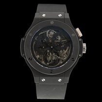 Hublot Bigger Bang Ceramic 44mm Transparent