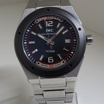IWC Ingenieur Automatic pre-owned 44mm Black Steel