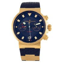 Ulysse Nardin Blue Seal pre-owned Blue