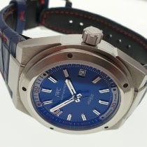 IWC IW323403 Steel 2010 Ingenieur Automatic 44mm pre-owned