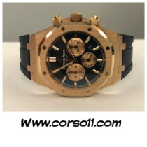 Audemars Piguet Rose gold 41mm Automatic 26331OR.OO.D315CR.01 pre-owned