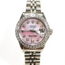 Rolex Oyster Perpetual Lady Date Stal 26mm