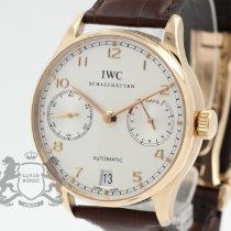 IWC Portuguese Automatic IW500113 2004 použité